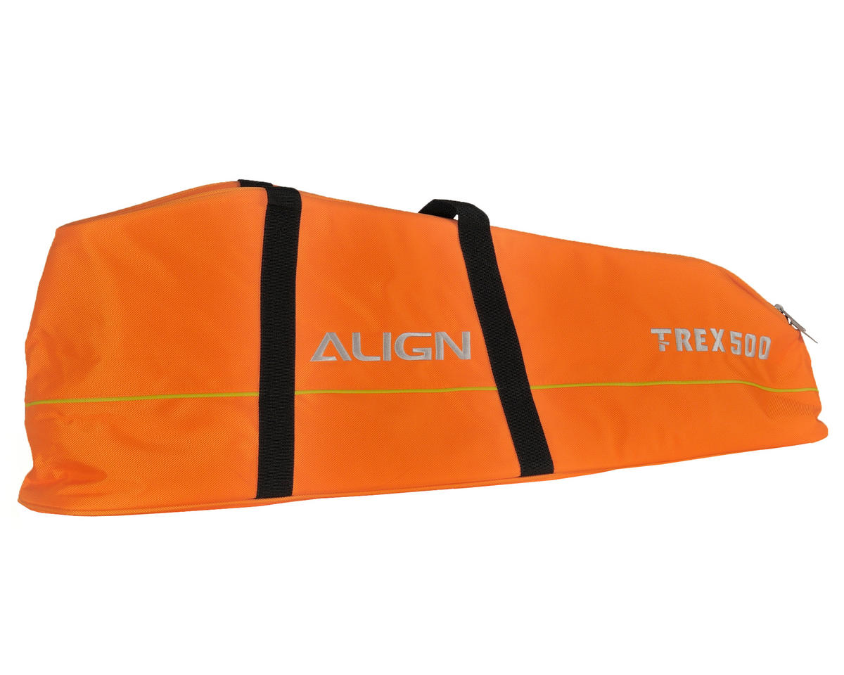 Align T-Rex 500 T-REX Carry Bag (Orange)