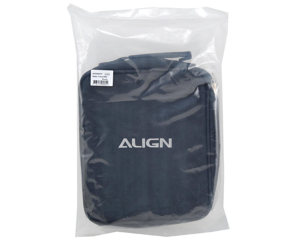Align Radio Transmitter Pouch