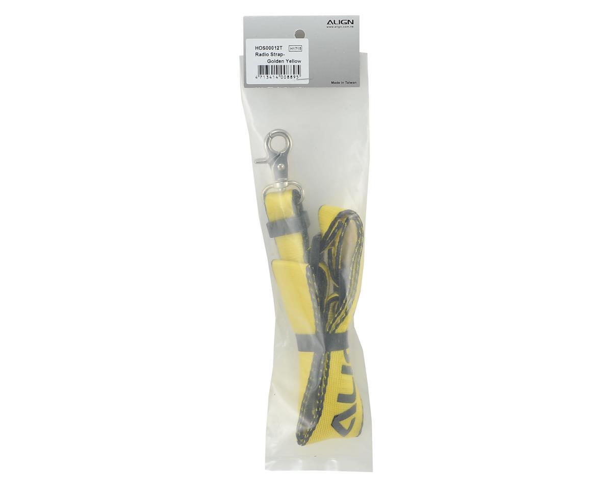 Align Transmitter Neck Strap (Yellow)