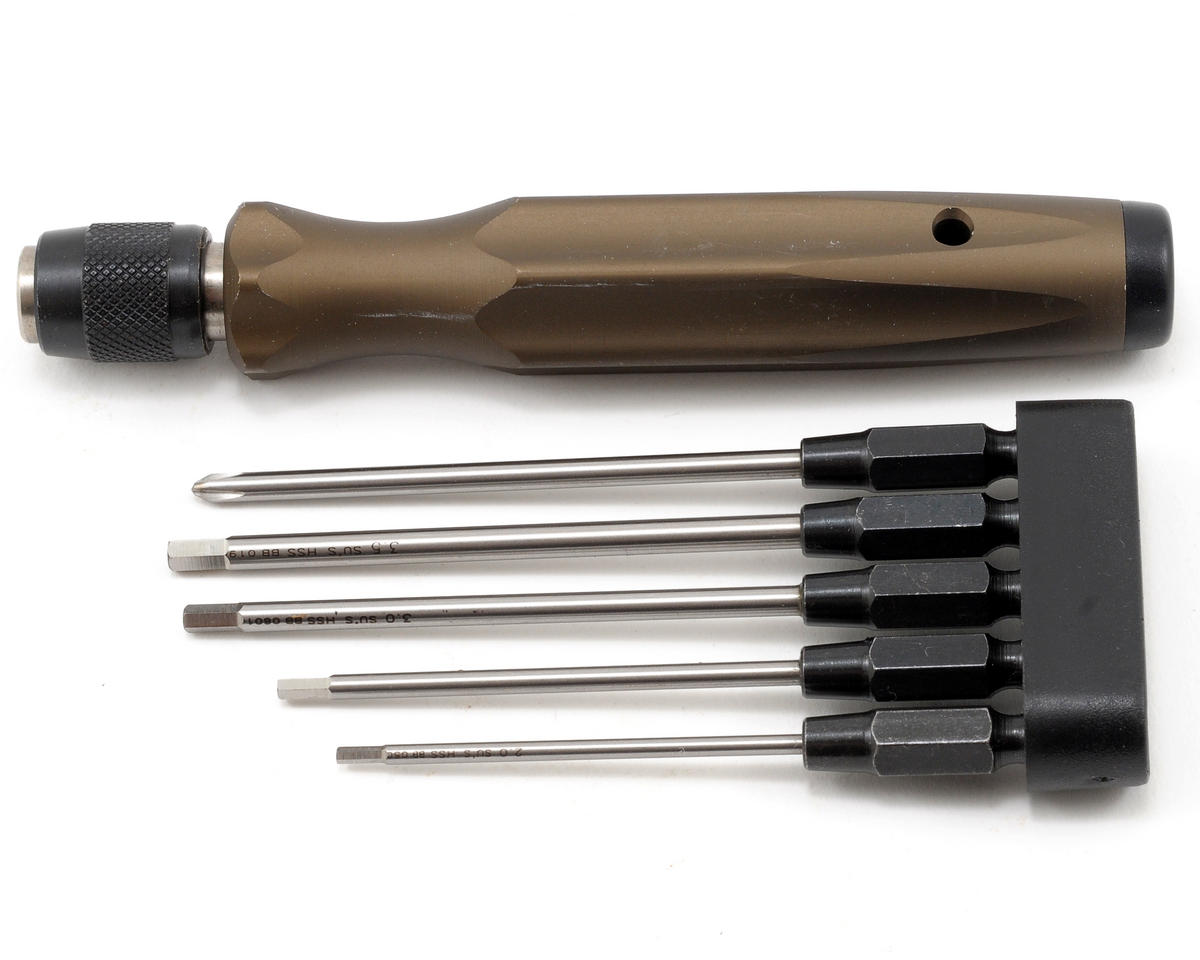 Hex Driver & Phillips Head Tool Set