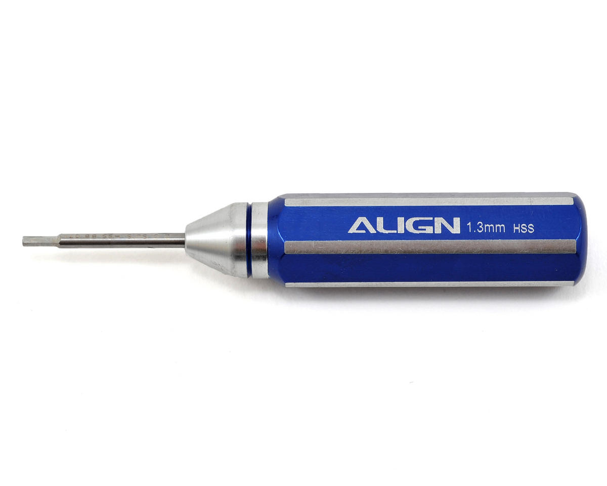 Align Hexagon Screw Driver (1.3mm)