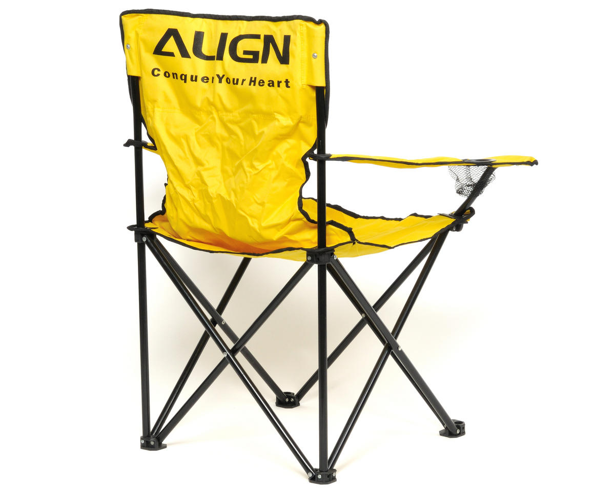 Align Folding Chair (Yellow)