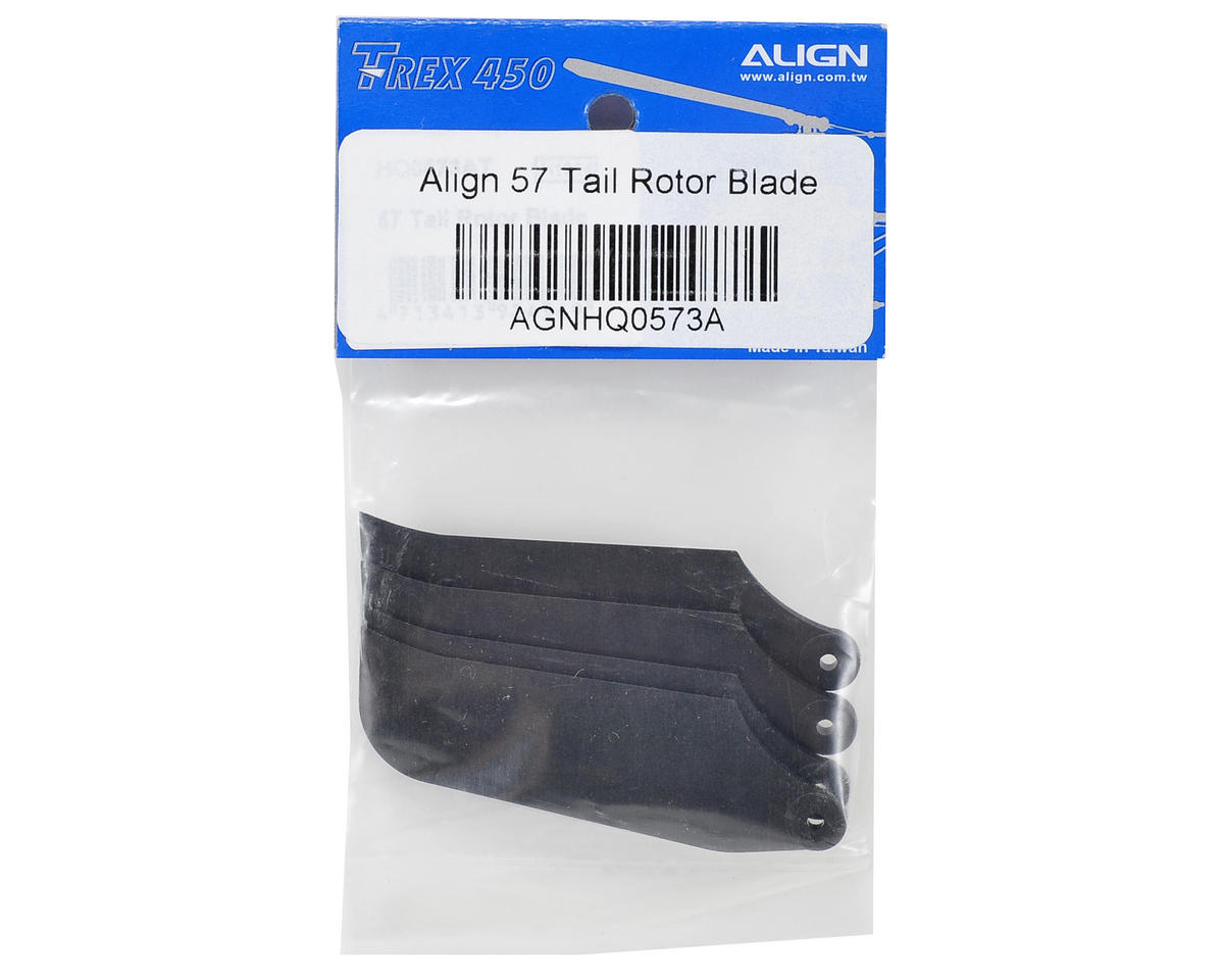 Align 57 Tail Rotor Blade Set