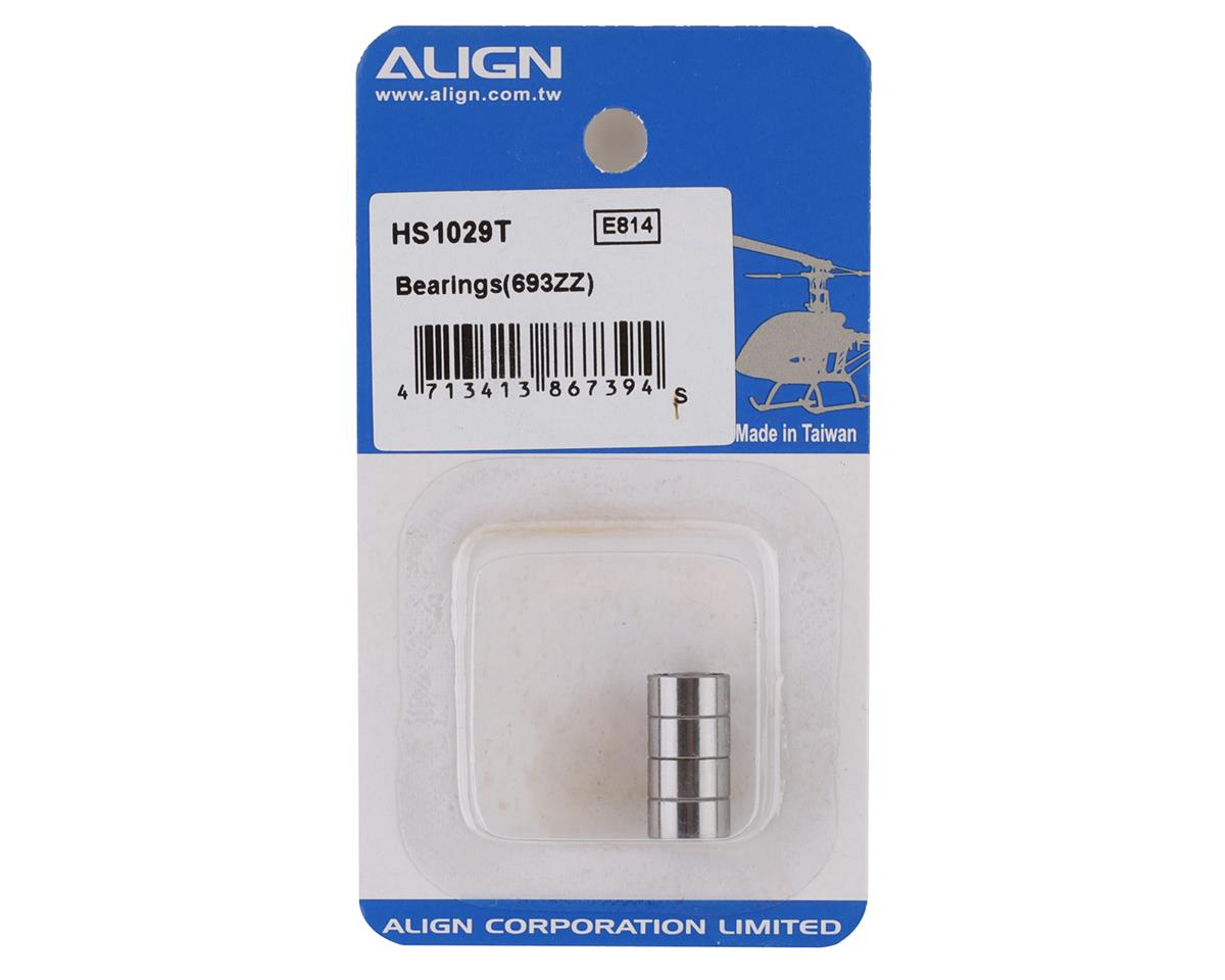 Bearings 3x8x4mm (4) by Align