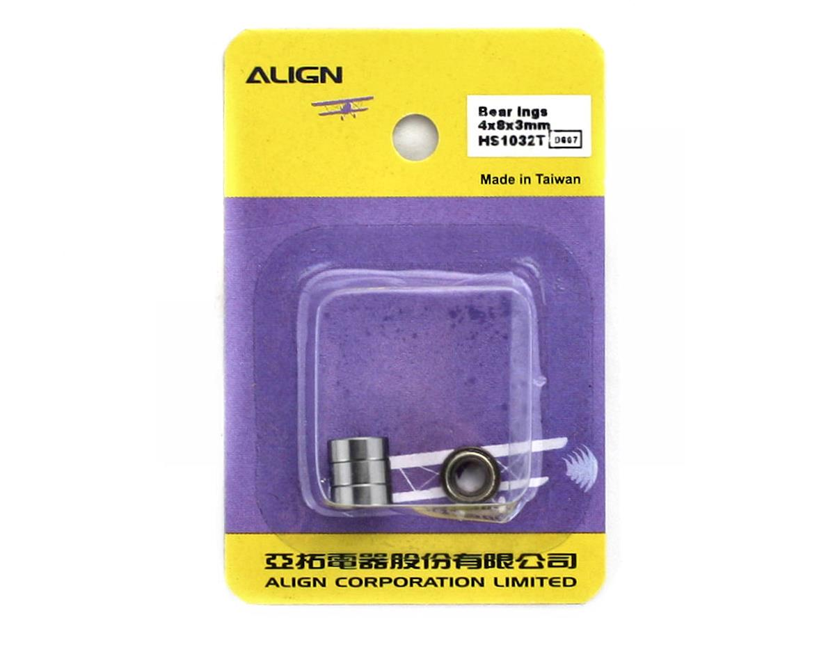 Bearings 4x8x3mm (4) by Align