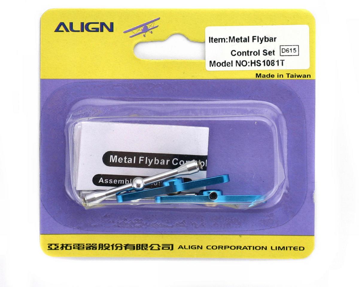 Align Metal Aileron Flybar Frame