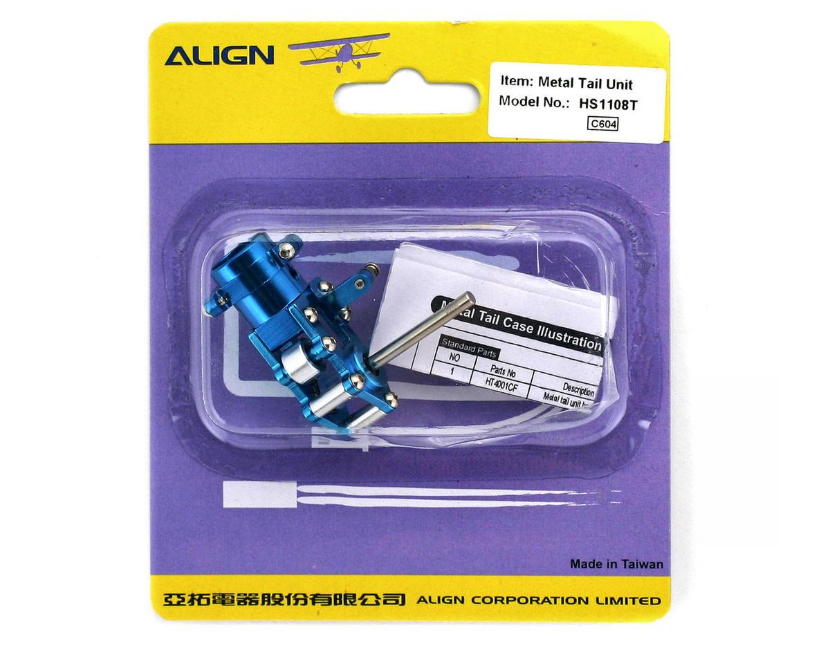 Align Metal Tail Unit