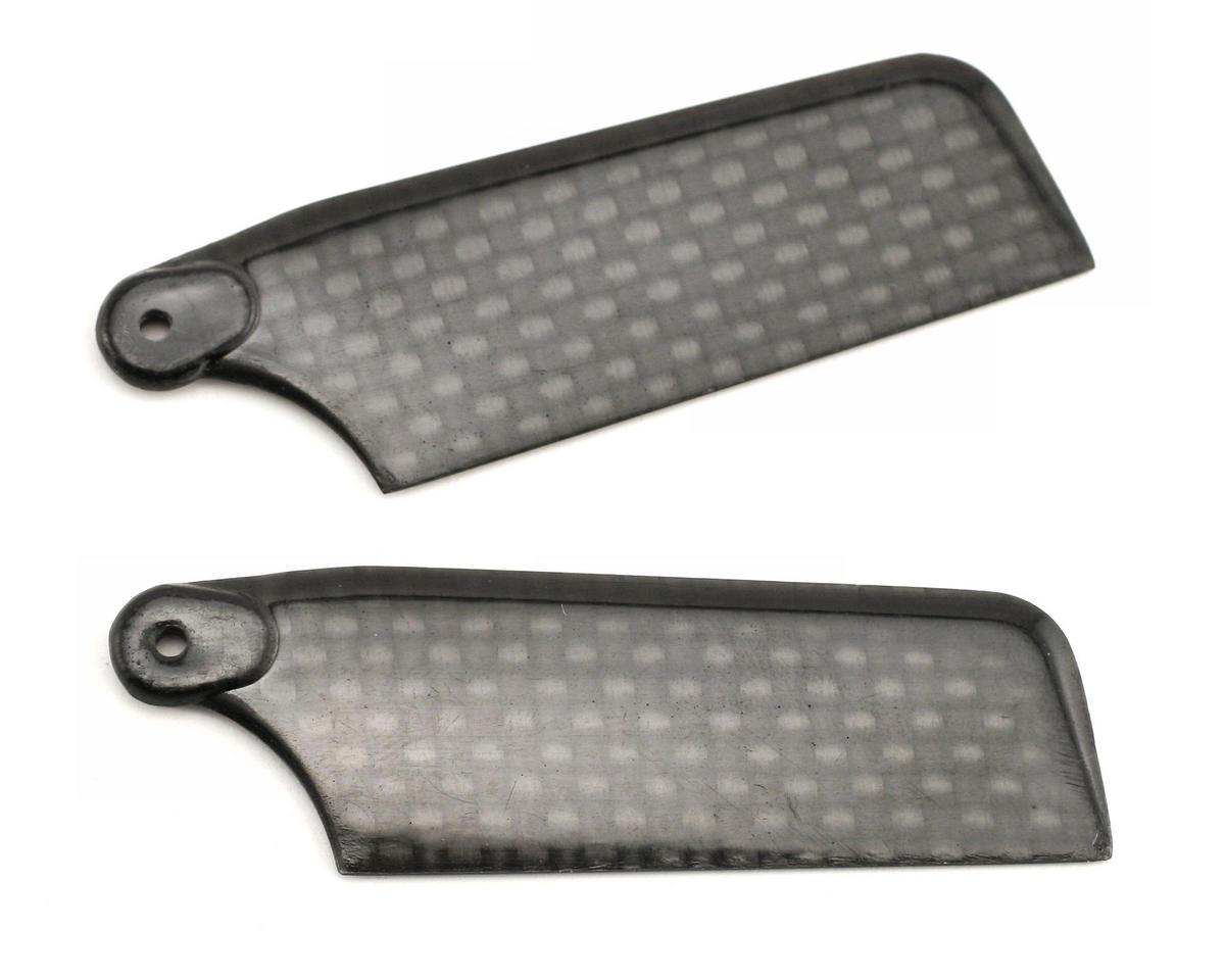 Align T-Rex 450XL Carbon Tail Blade Set (3K)