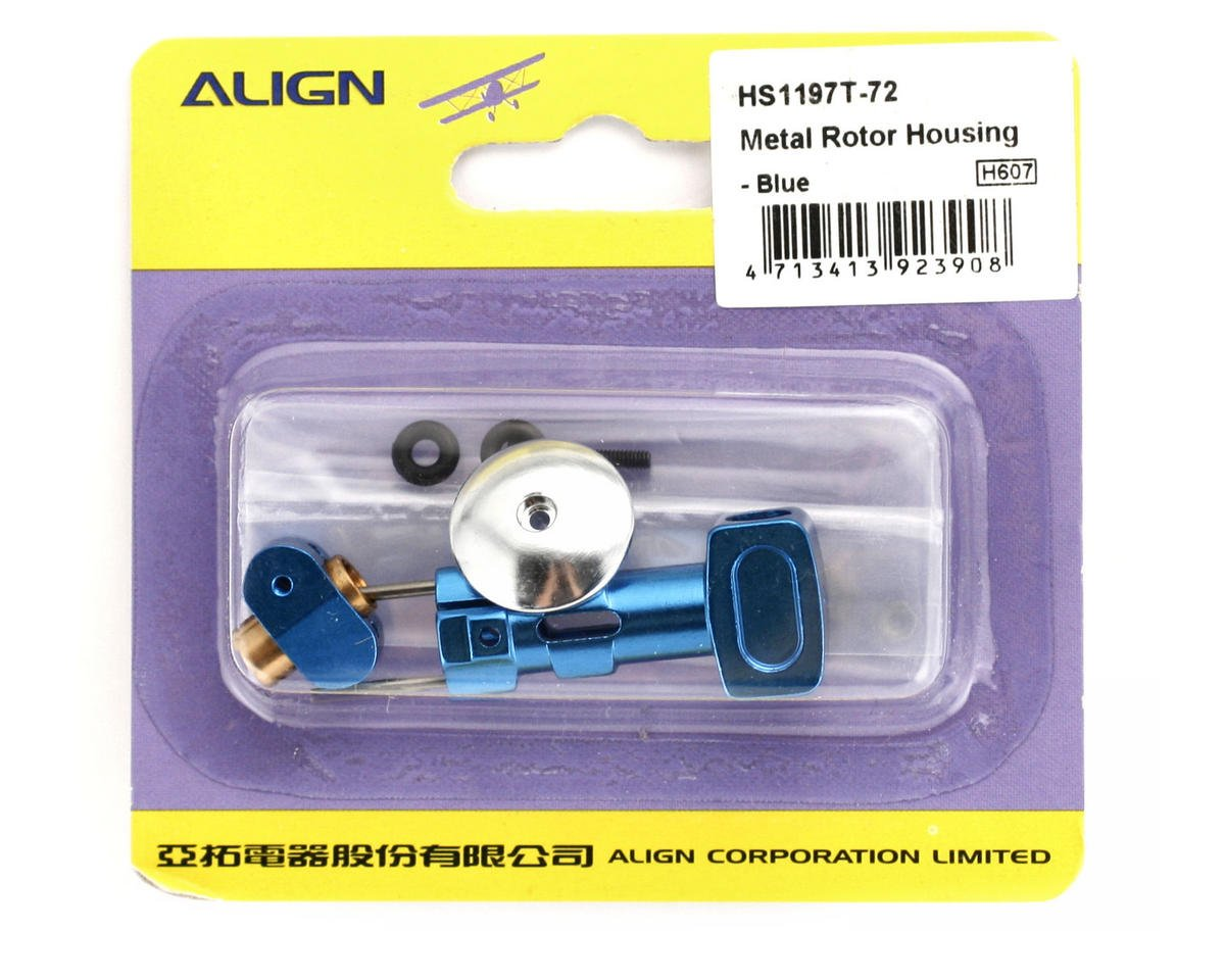 Align Metal Rotor Housing Set (450XL)