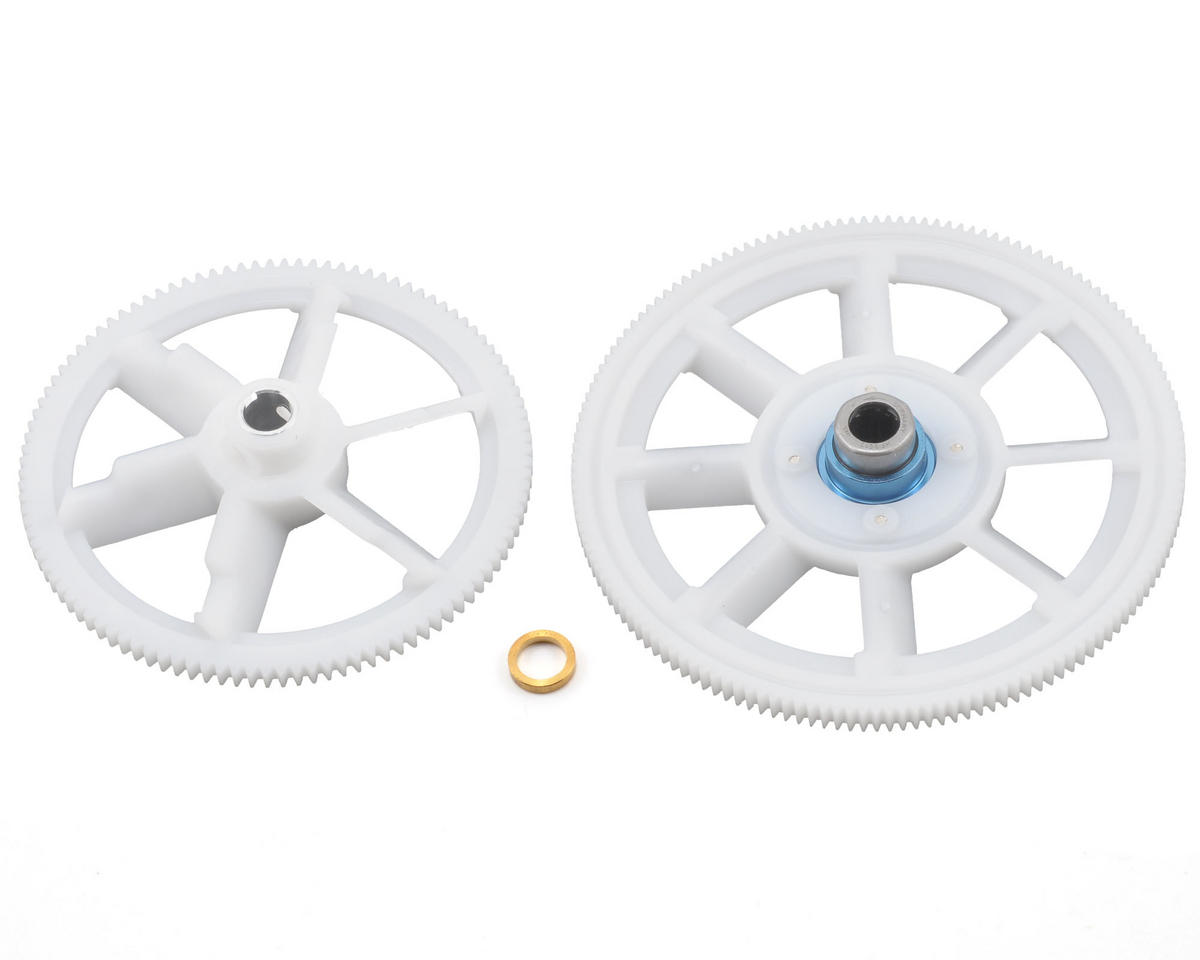Align 450 Main Gear Set (White)
