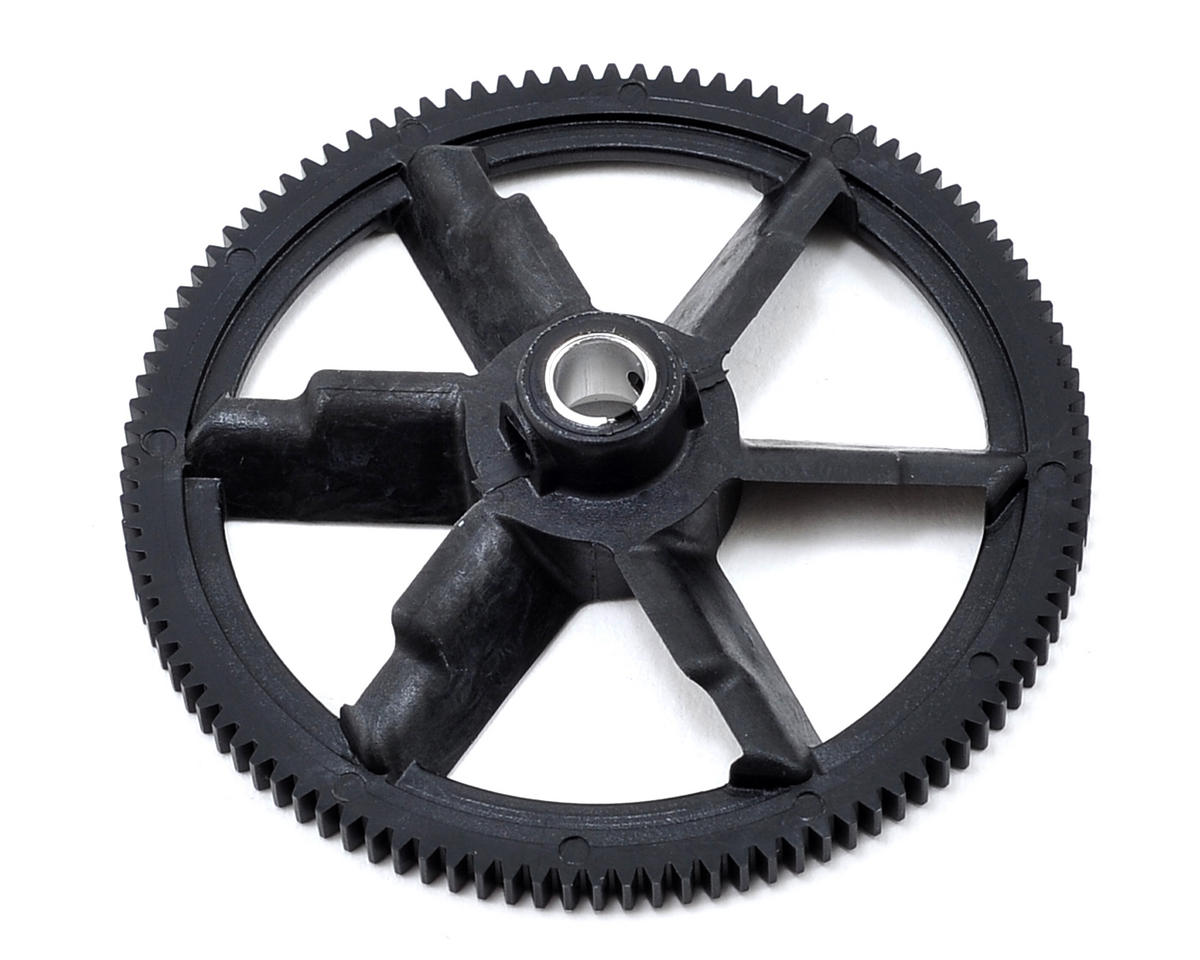 450 Autorotation Tail Drive Gear (Black) (106T) by Align