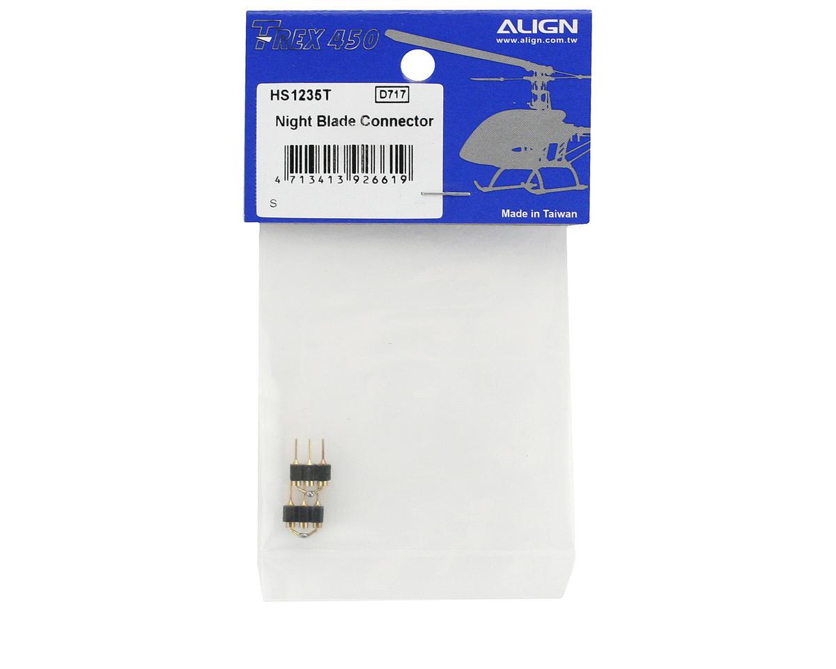 Align Night Blade Connector
