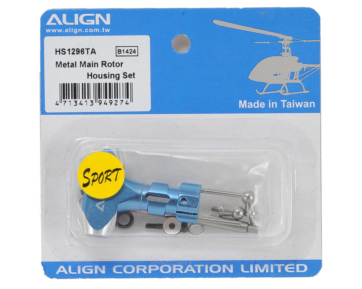 Align Metal Main Rotor Housing Set