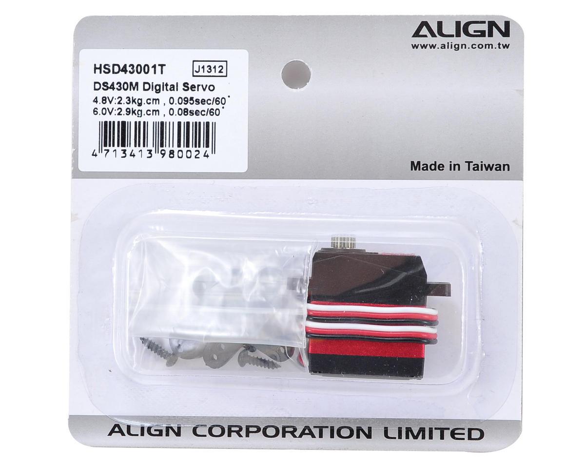 Align DS430M Digital Servo