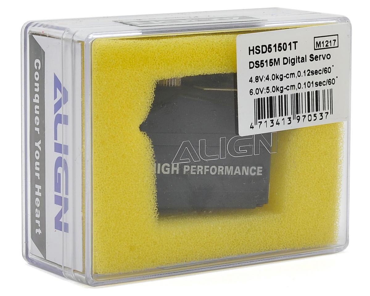 Align DS515M Digital Servo