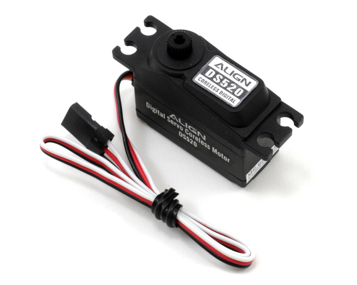 Align DS520 Digital Cyclic/Tail Servo