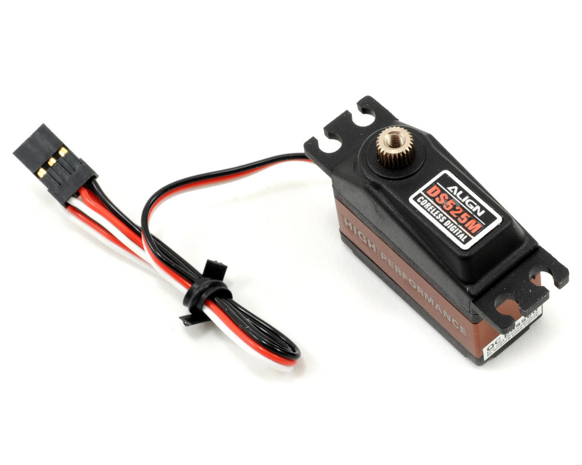 DS525M Metal Gear Digital Servo