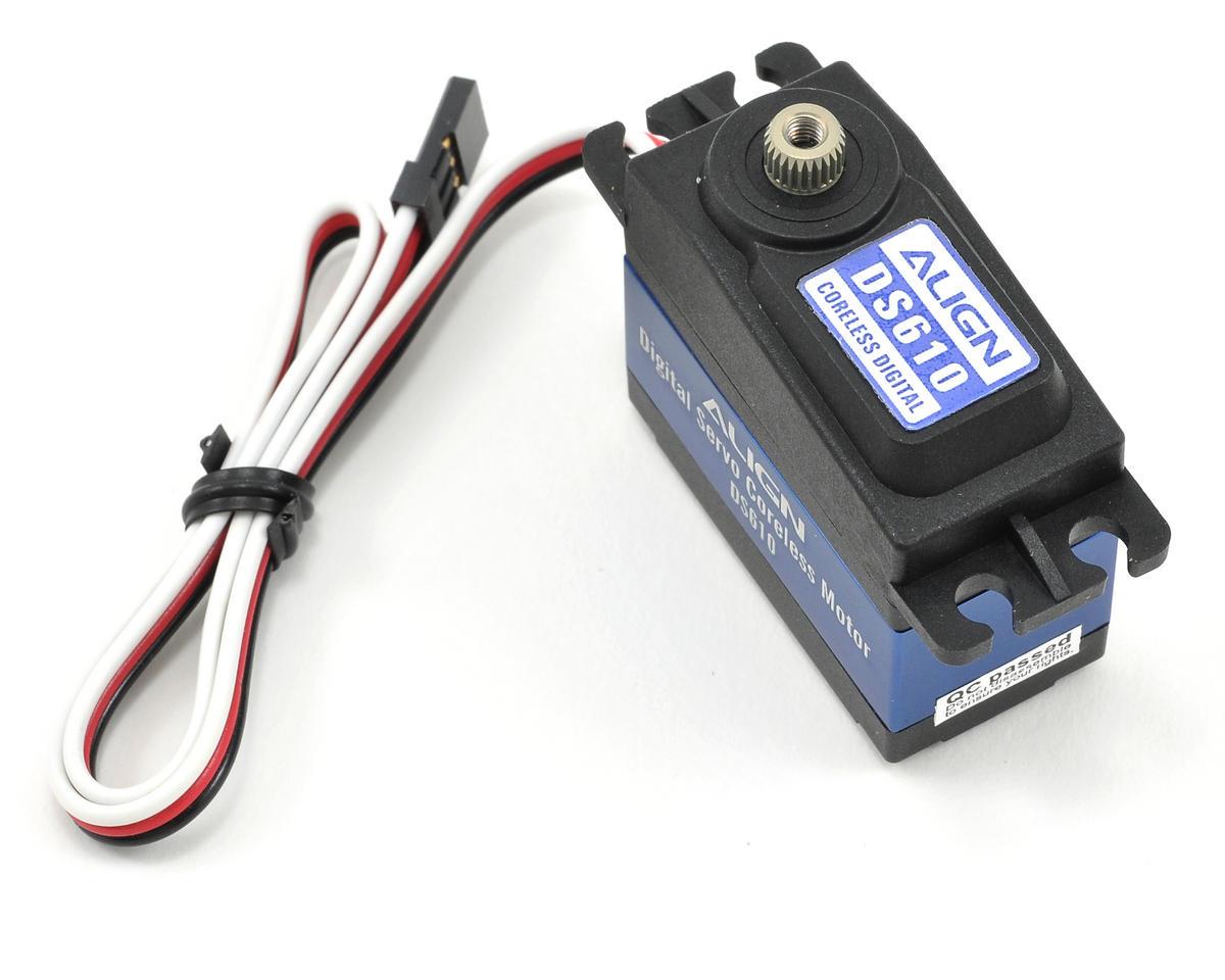 Align DS610 Digital Servo