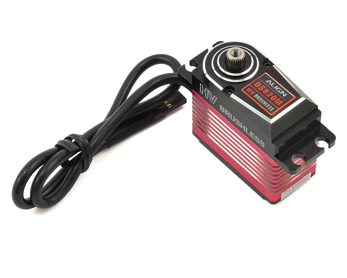 DS820M High Voltage Brushless Cyclic Servo