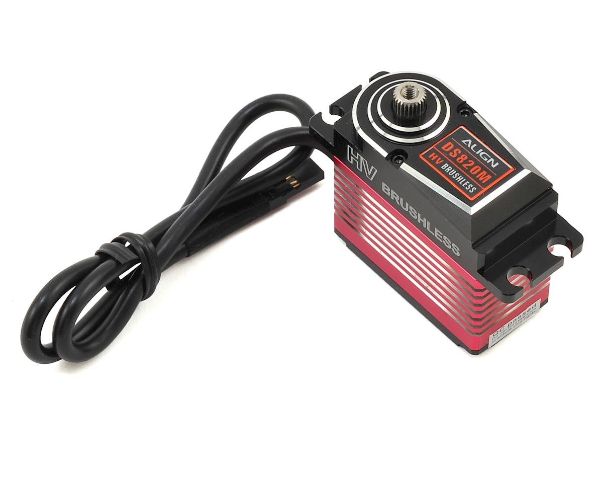 Align DS820M High Voltage Brushless Cyclic Servo