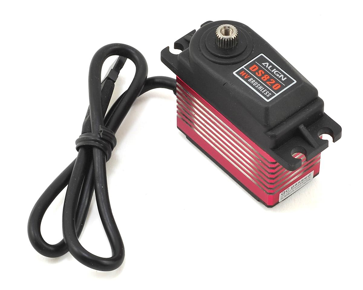 Align DS820 High Voltage Brushless Cyclic Servo