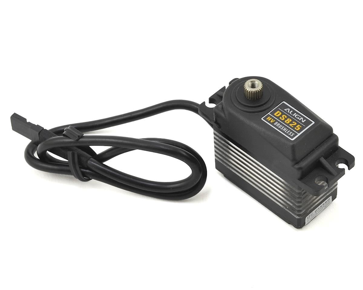 DS825 High Voltage Brushless Tail Servo by Align