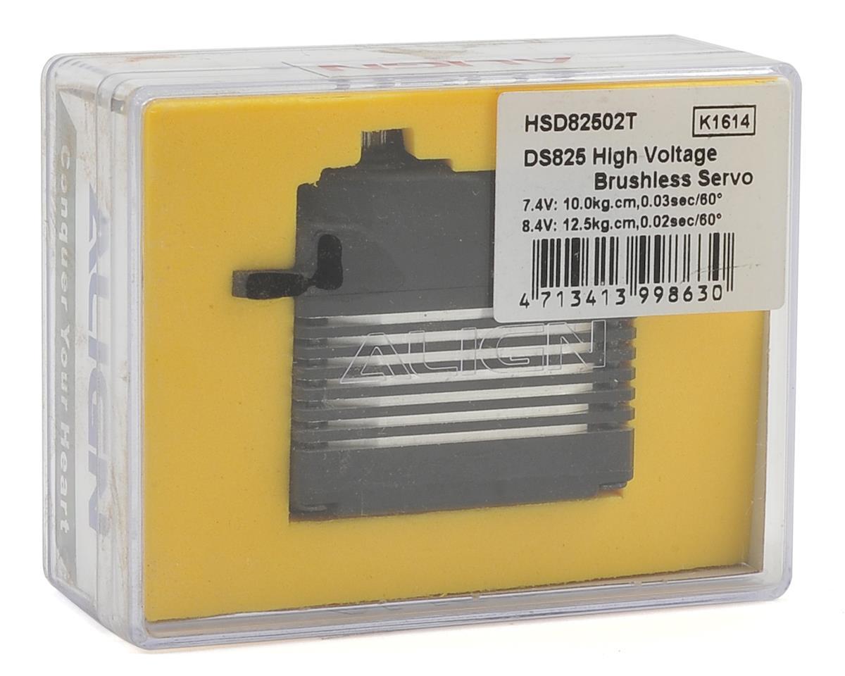 Align DS825 High Voltage Brushless Tail Servo