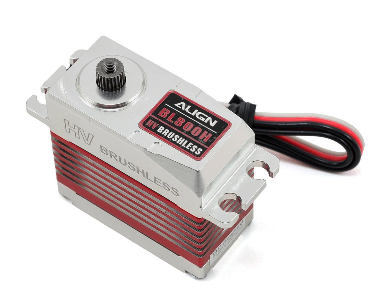Align BL800H High Voltage Brushless Servo