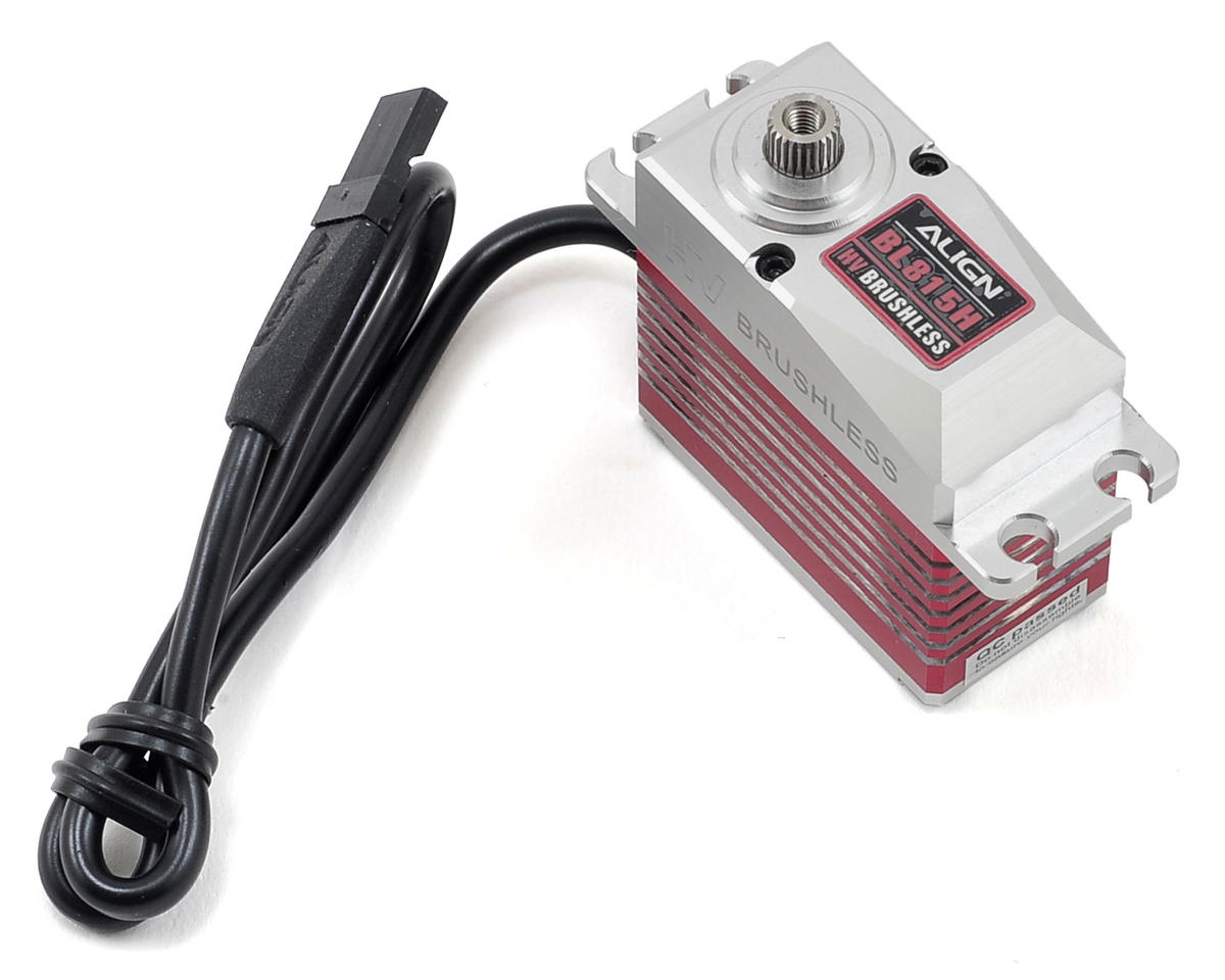 BL815H High Voltage Brushless Servo by Align