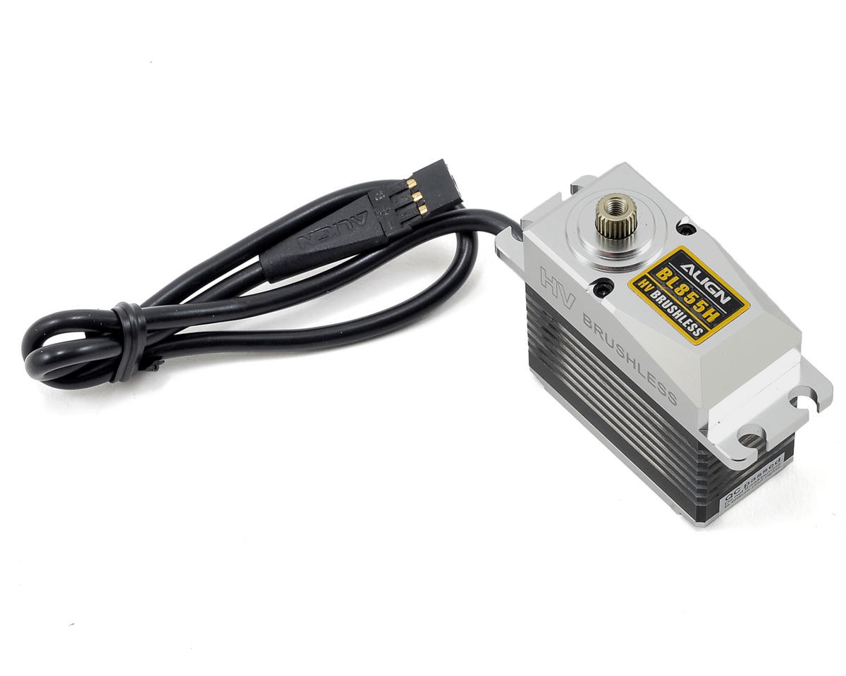 BL855H High Voltage Brushless Servo by Align