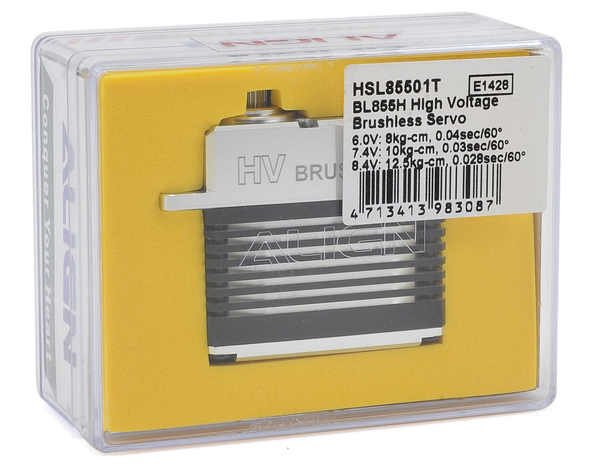 Align BL855H High Voltage Brushless Servo