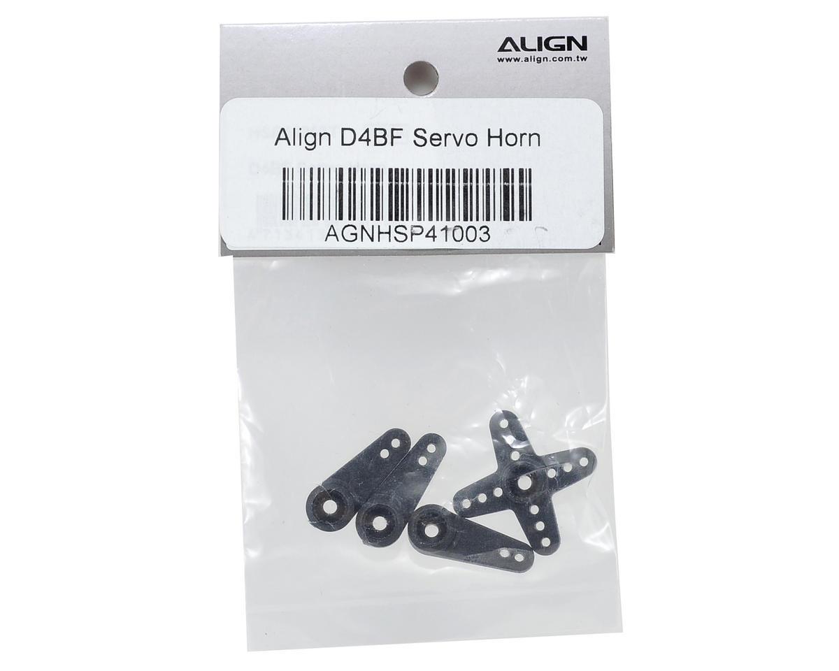 Align D4BF Servo Horn Set (4)