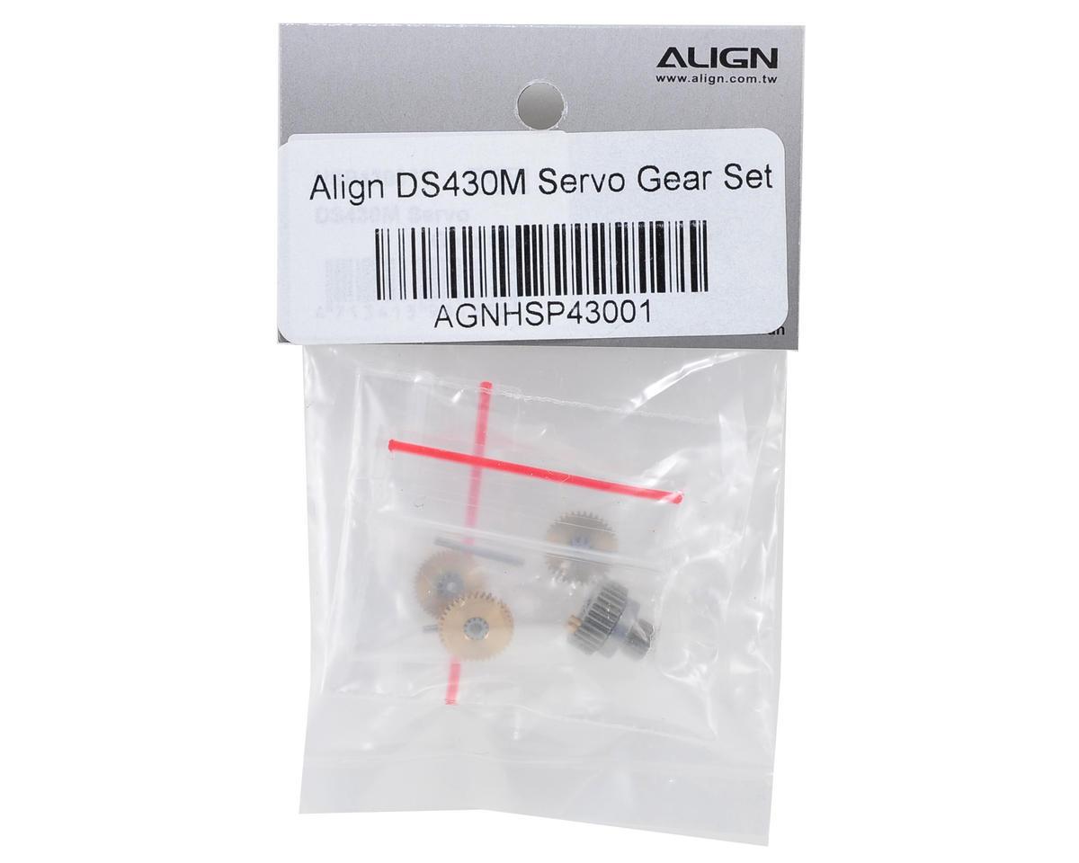 Align DS430M Servo Gear Set