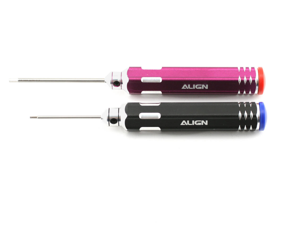 Align Hexagon Screw Driver Set (1.5, 2.5mm)