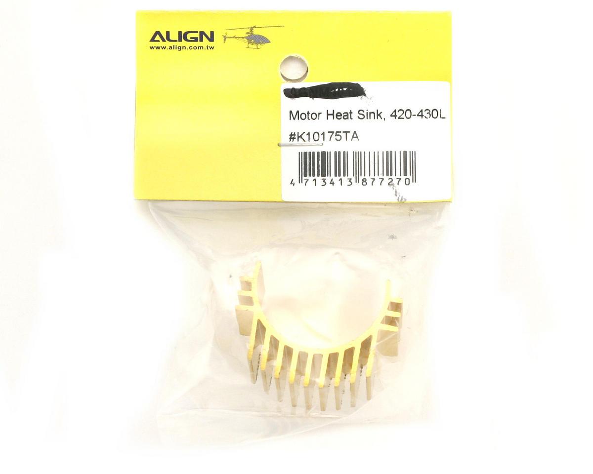 Align Motor Heat Sink, 420-430L