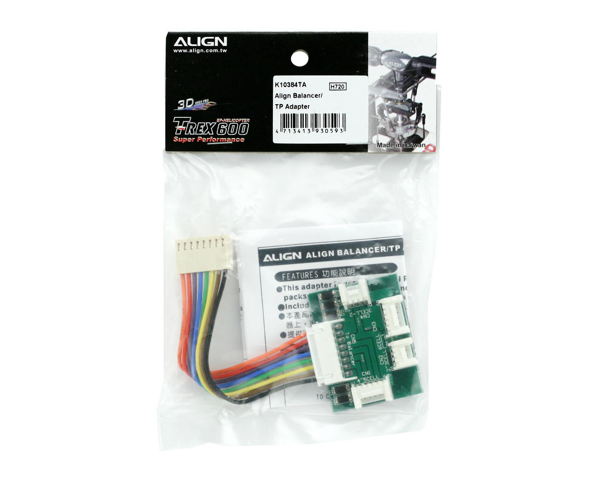 Align Balancer/Thunder Power Adapter
