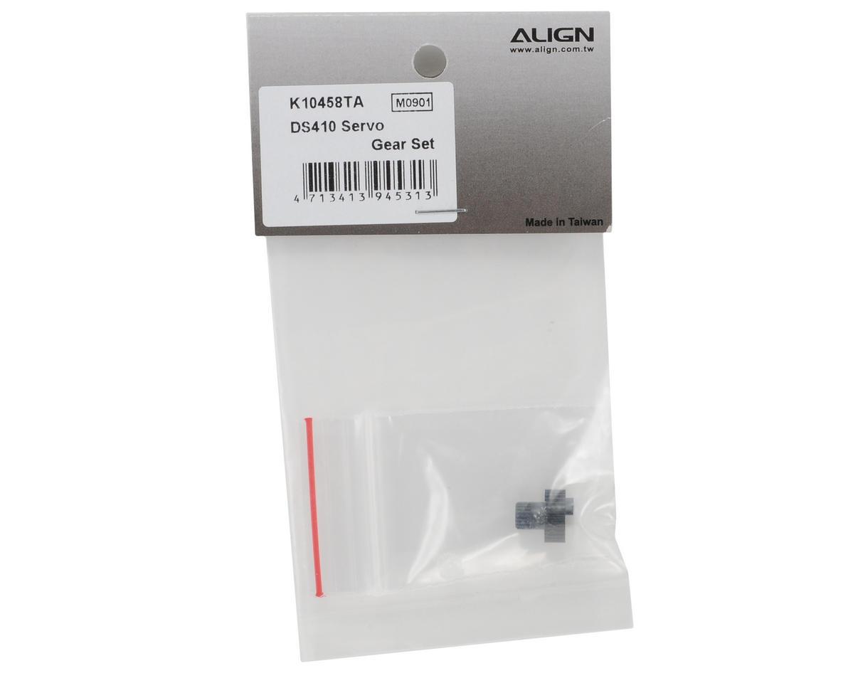 DS410 Servo Gear Set by Align