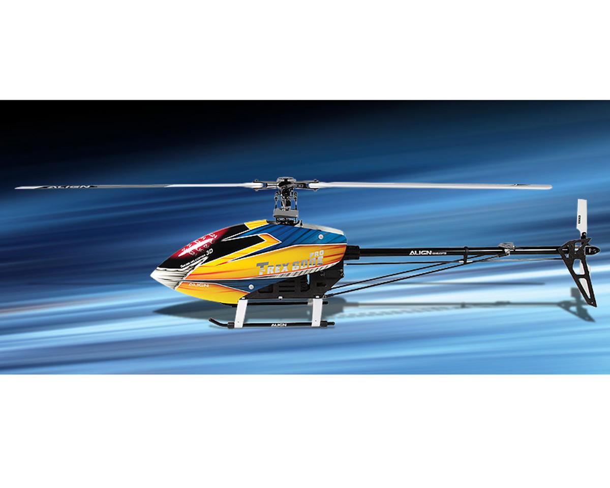 Align T-Rex 600E Pro Super Combo Flybar Helicopter Kit w/Motor, ESC, Servos, Gyro (12S)