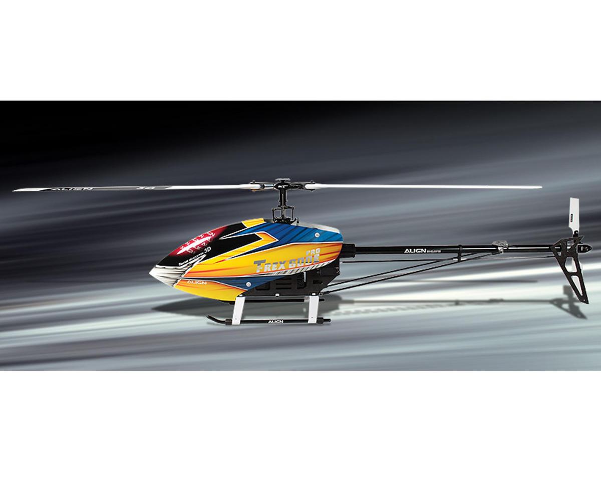 Align T-Rex 600EFL Pro Super Combo Flybarless Helicopter Kit w/Motor, ESC, Servos, Gyro (12S)