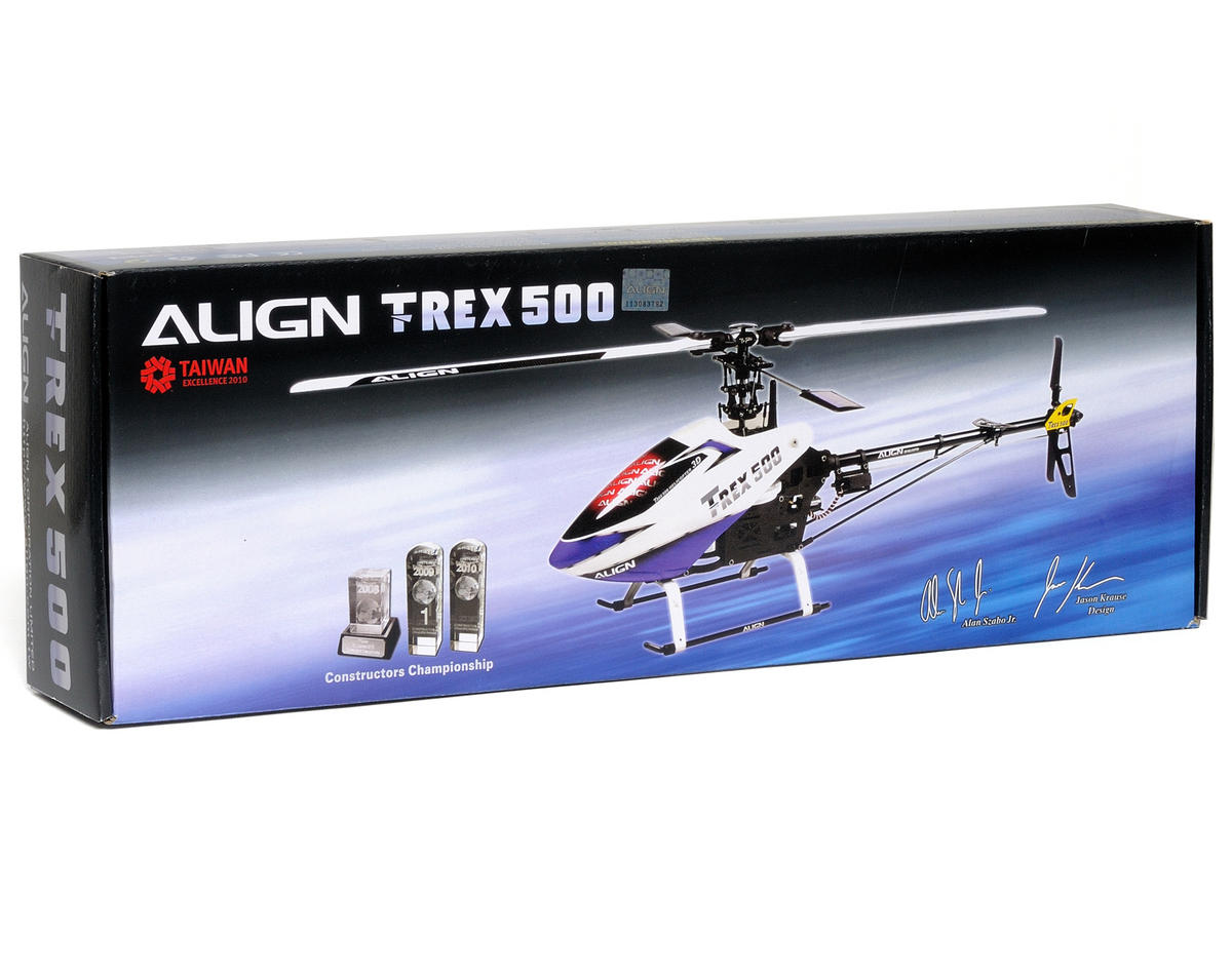 Align T-Rex 500E Super Combo Kit