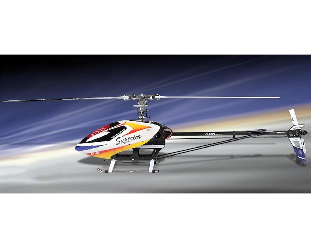 Align T Rex 700e V2 F3c Super Combo Helicopter Kit W Motor