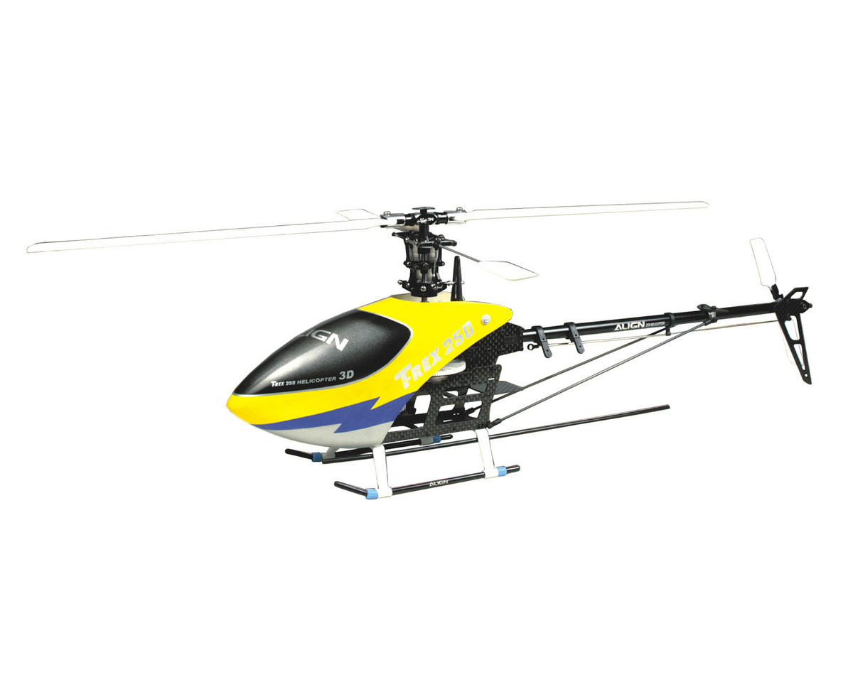 Align T Rex 250 Electric Micro Helicopter Kit W Motor