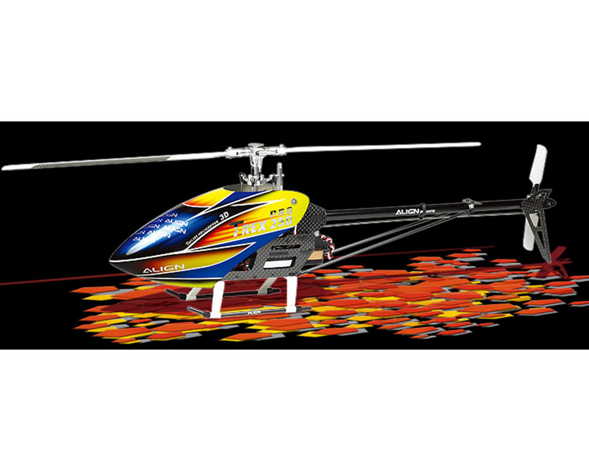 Align T-Rex 250 Pro DFC Super Combo Helicopter Kit