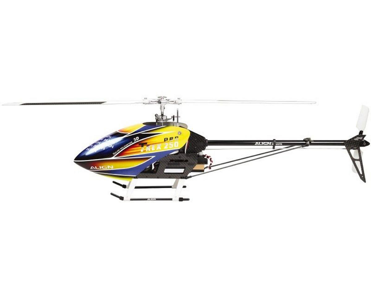 Align T-Rex 250 PRO DFC Combo Helicopter Kit