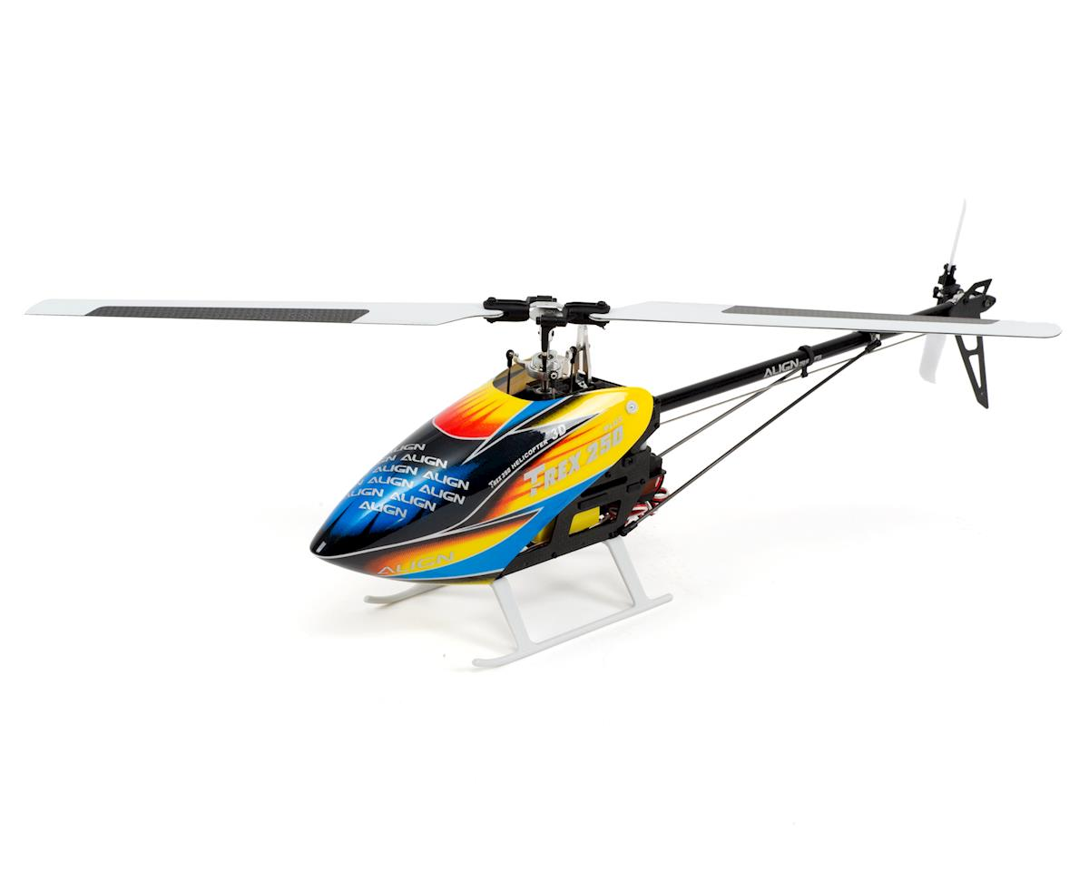 T-Rex 250 PRO DFC Combo Helicopter Kit