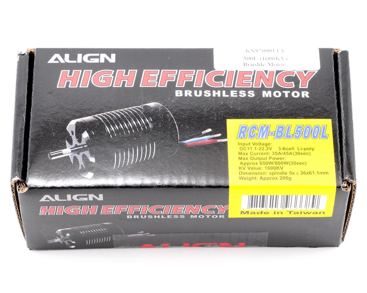 Align 500L Brushless Motor (1600KV)