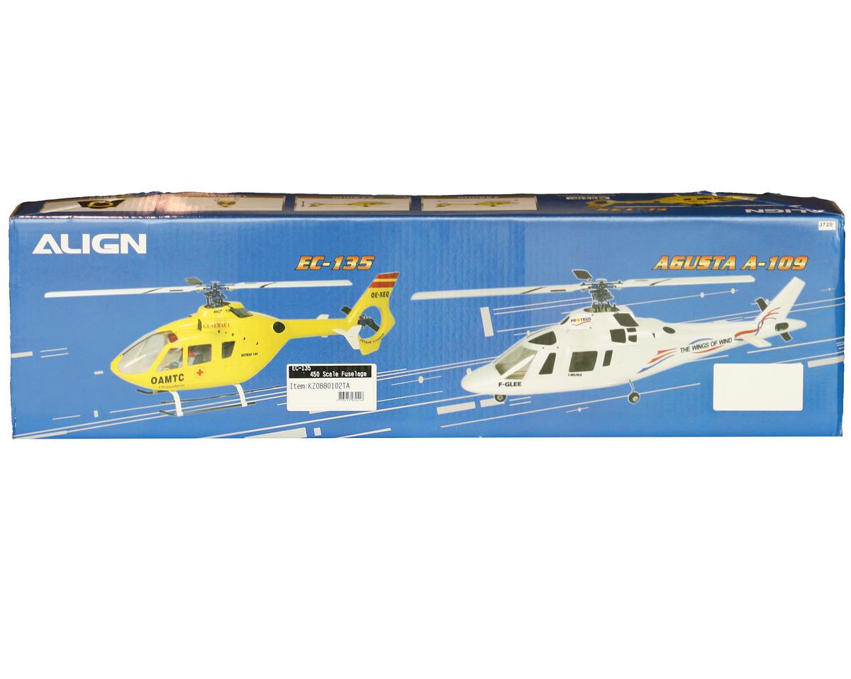 Align EC-135 450 Scale Fuselage
