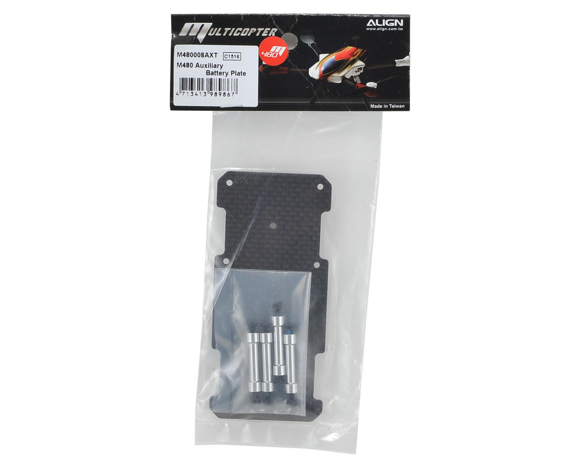 Align M480 Auxiliary Battery Plate