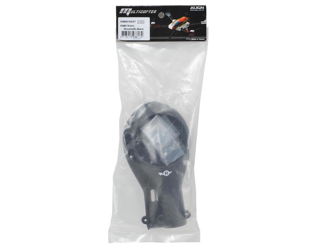 Align Right Motor Mount Pod (Black)