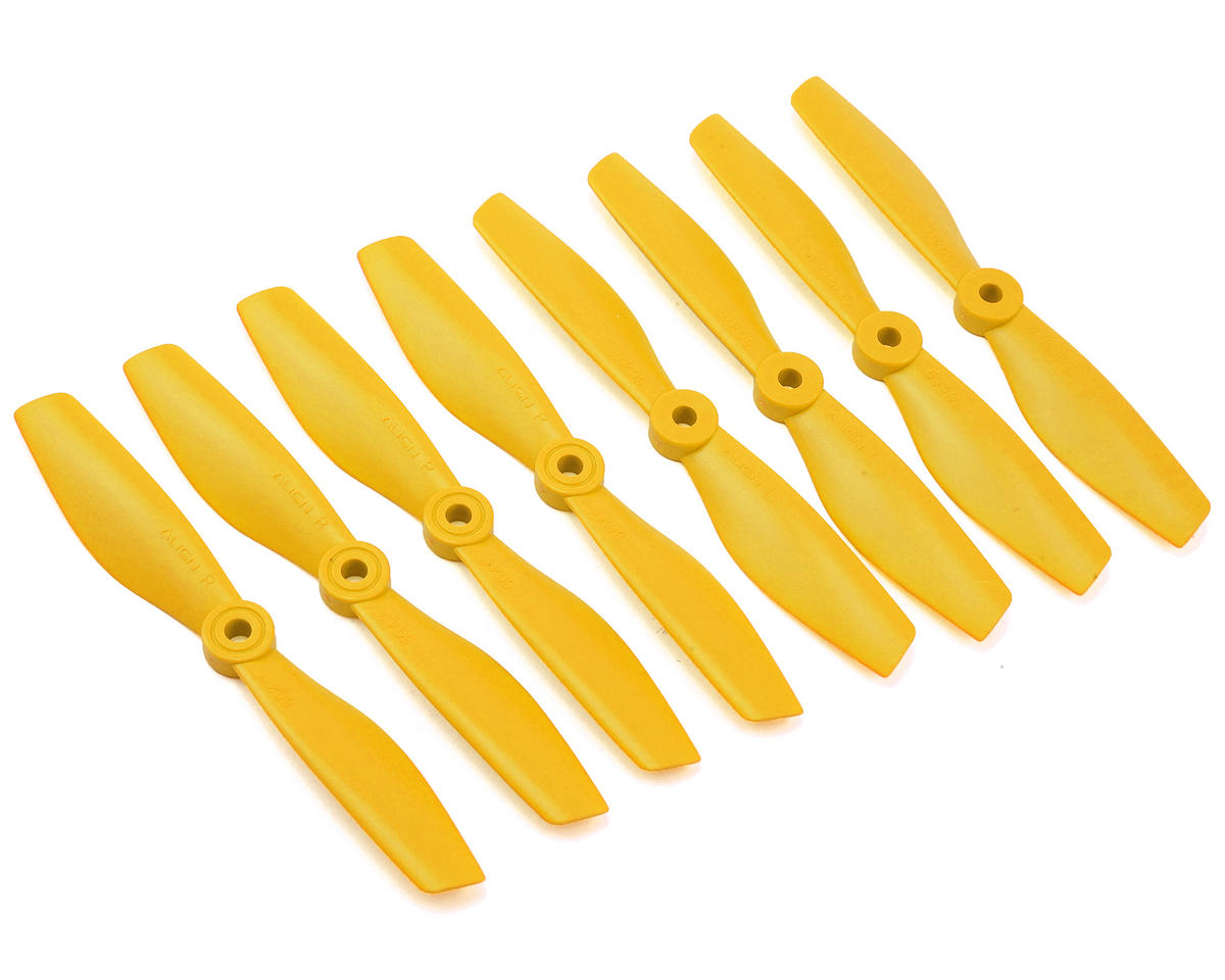 Align 5040 5 Inch Propeller (Yellow) (4 CW, 4 CCW)